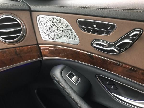 Mercedes-Benz S 400 2014 đen