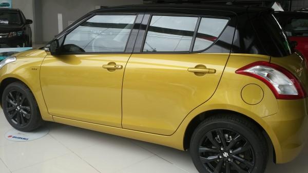 Suzuki Suzuki Swìt RS 2016-Phiên bản mới nhất