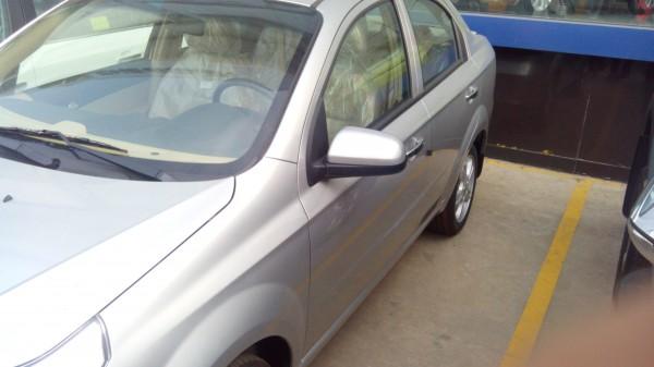 Chevrolet Aveo MT