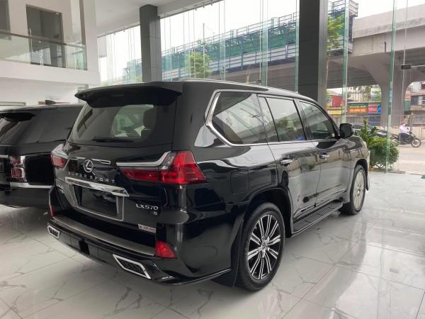 Lexus LX 570 Bán Lexus LX570 MBS sản xuất 2020,4 ghế