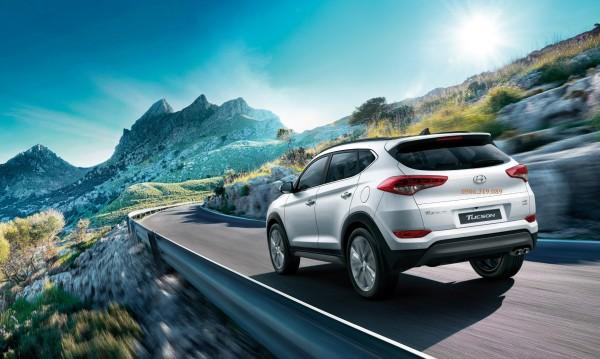 Hyundai Tucson 2.0AT giá tốt