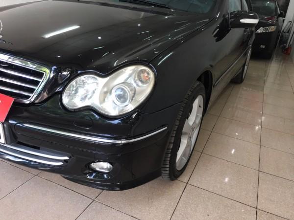 Mercedes-Benz C 240 đời 2006 màu đen,xe đẹp xuất sắc