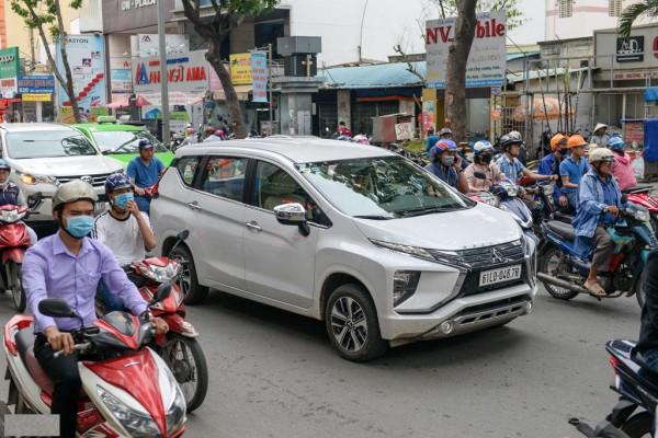 Mitsubishi Xpander 7 chỗ, 2019 New, nhập khẩu Indo