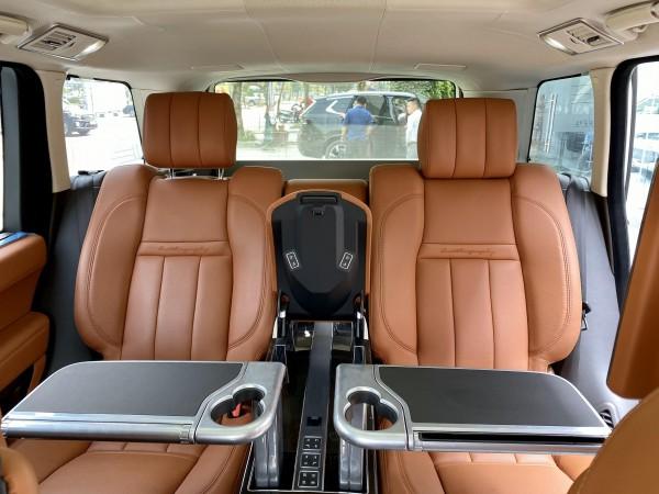 Land Rover Range Rover SVAutobio 2016 biển vip xe siêu lướt