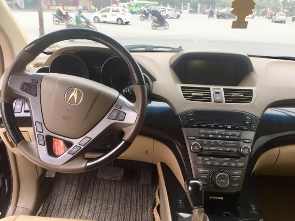 Acura MDX sx và đk 2007, nhập canada.