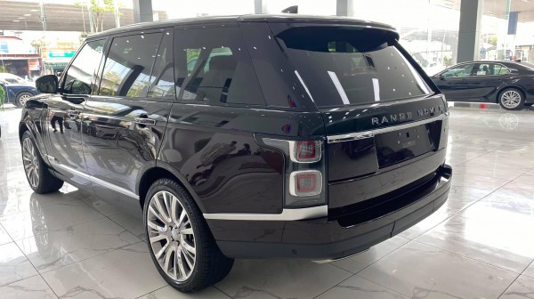 Land Rover Range Rover Range Rover Sv Autobiography L 2021