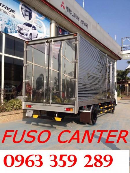Mitsubishi Canter Fuso Canter 6.5WIDE, Tải Trọng 3.5 tấn