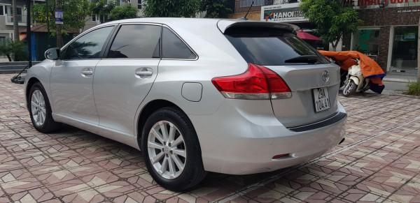 Toyota Venza Toyota Venza 2.7V màu bạc 2009