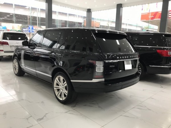 Land Rover Range Rover Landrover Rangrover Auto Back Edition