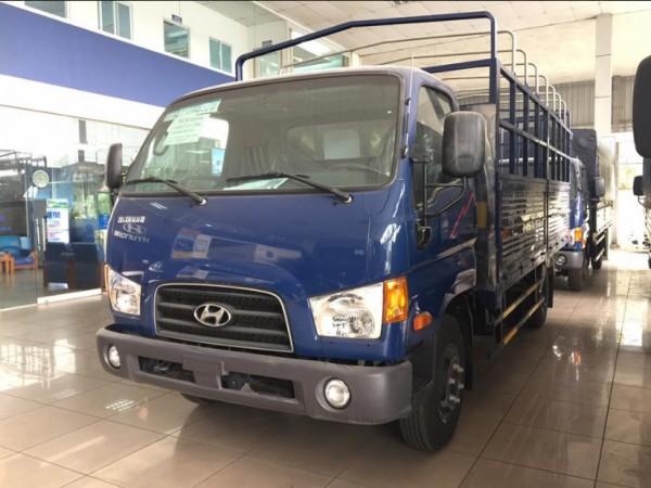 Hyundai H-D XE TẢI HYUNDAI HD120S THÙNG BẠT