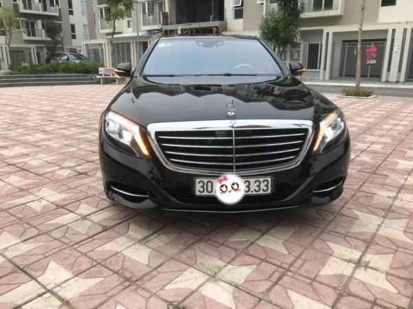Mercedes-Benz 500 sx 2015 chính chủ biển Hà Nội
