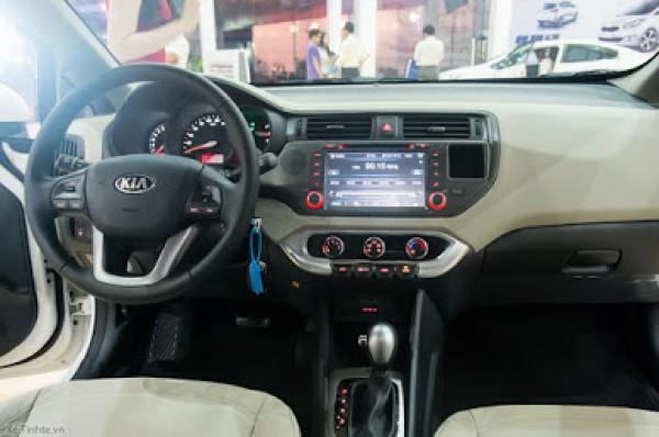 Kia Rio Bán ôtô KIA Rio 1.4 MT, giá tốt nhất
