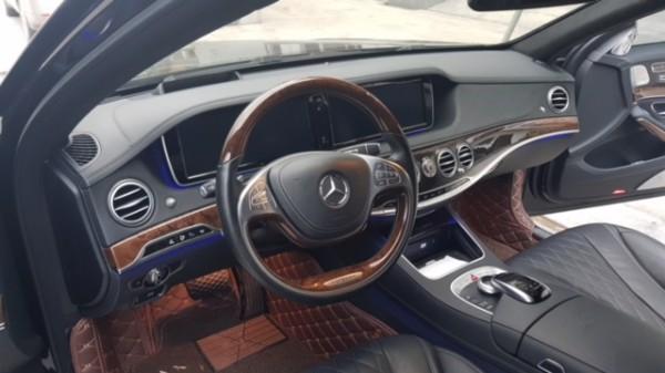 Mercedes-Benz S 400 Bán Mercedes S400 Maybach 2016 dk 2018