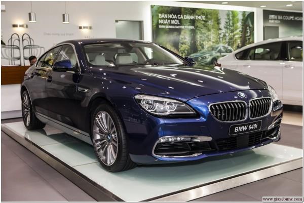 BMW 640 BMW 640i GC,nhập chính hãng tại miền Tru