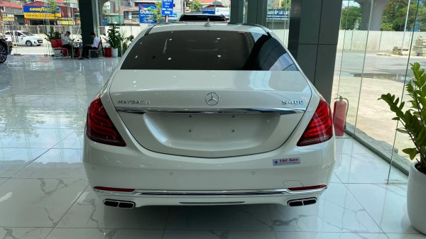 Mercedes-Benz S 400 Bán Mercedes Maybach S400, 2017