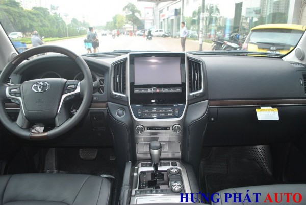 Toyota Land Cruiser Toyota Land Cruiser VX 5.7 2016 nhập Mỹ