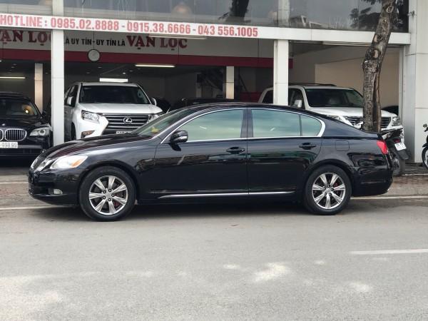 Lexus GS 350 2008 đen