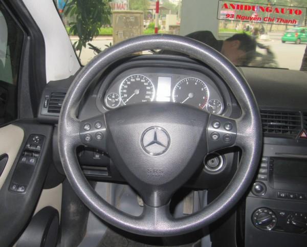 Mercedes-Benz A 150 ,Hatchback,đen,Đức,Anh Dũng Auto 560tr