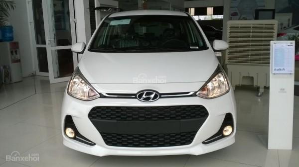 Hyundai i10 Hyundai i10 hatchback đuôi cụt giá tốt
