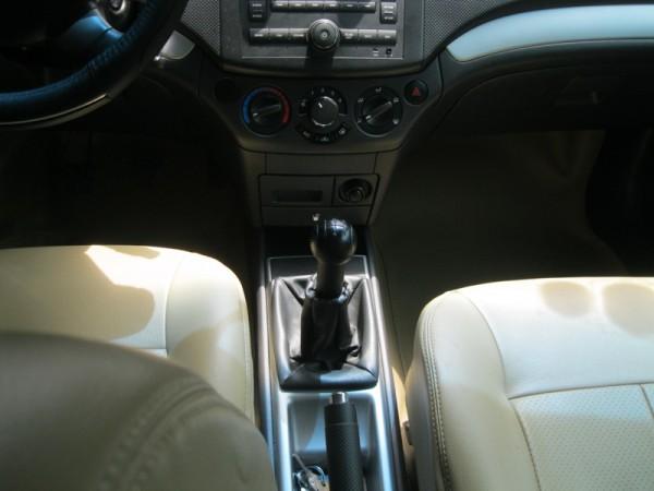Daewoo Gentra Daewoo gentra sx,sản xuất 2010,màu đen