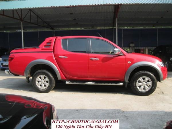 Mitsubishi Triton Mitsubishi triton AT sản xuất 2011