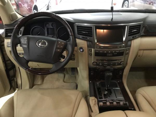 Lexus LX 570 Bán Lexus LX570 nhập mỹ,sản xuất 2009,