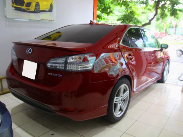 Lexus HS250H,màu đỏ,sx 2010,động cơ xăng-điện