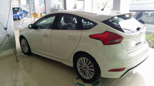 Ford Focus Ford Focus 1.5L Sport Ecoboost AT 2018