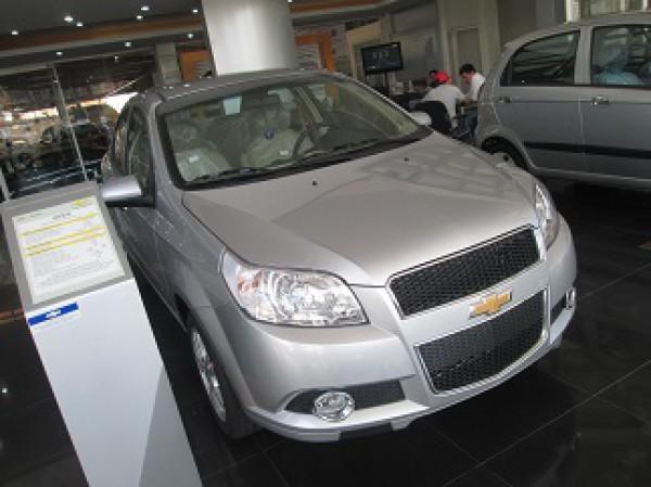 Chevrolet Aveo 1.5 LTZ 2016. Giá rẻ nhất, giá 481 triệu