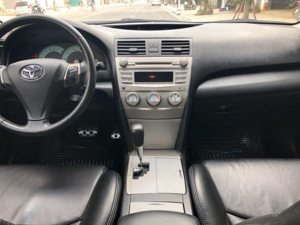 Toyota Camry 2009 màu trắng, xe chính chủ cực đẹp