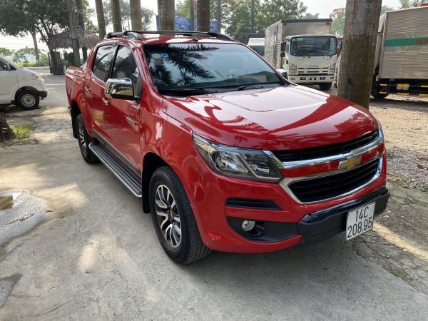 Chevrolet Colorado Bán chovrolet cororado hycoutry đời 2017