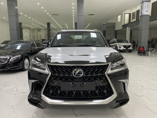 Lexus LX 570 Lexus LX570 super sport S 2020,giao ngay