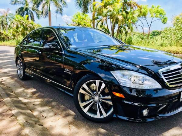 Mercedes-Benz S 63 AMG BÁN XE MERCEDES BENZ S CLASS S63 TẠI HN