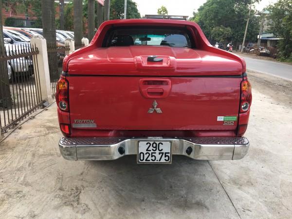 Mitsubishi Triton Bán xe mitsubishi triton đời 2010AT