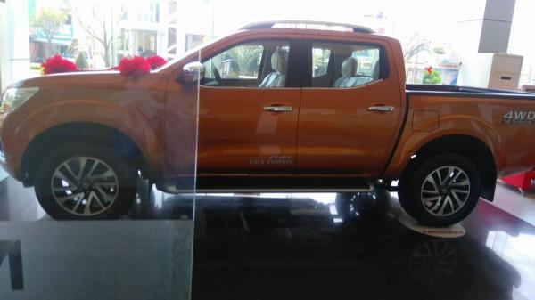 Nissan Navara 2016 chính hãng tại Nissan Đà Nẵng