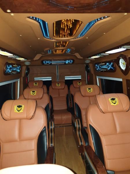 Ford Transit BÁN XE FORD TRANSIT LIMOUSINE2019 TẠI ĐN