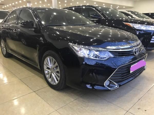 Toyota Camry Bán Toyota Camry 2.5G sản xuất 2016