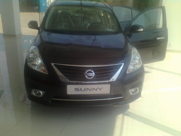 Nissan Sunny 1.5sl