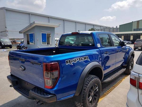 Ford Raptor thế hệ 2019 Trả 240tr nhận xe