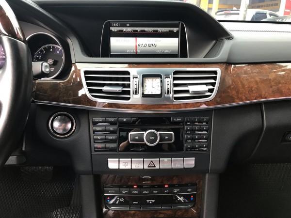 Mercedes-Benz E 400 2014 trắng