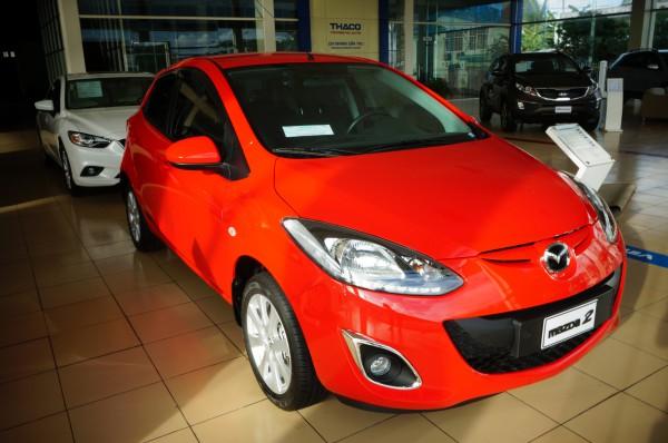 Mazda 2 S Trẻ Trung Năng Động