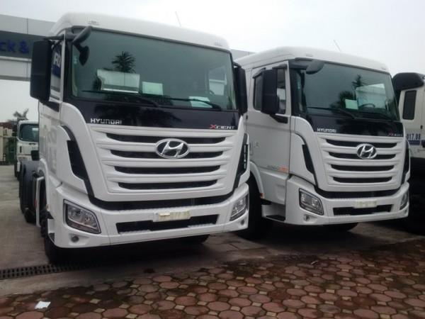 Hyundai H-D Đầu kéo Xcent, giao ngay, giá tốt
