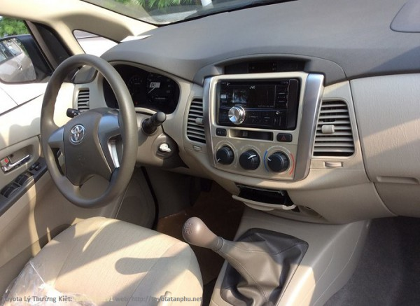 Toyota Innova 2.0G số tự động