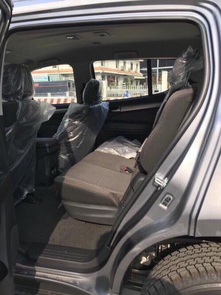 Chevrolet Trailblazer Thương hiệu của Mỹ