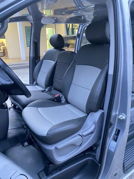 Hyundai Grand Starex Bán xe starex van 6 chỗ 670kg đời 2017