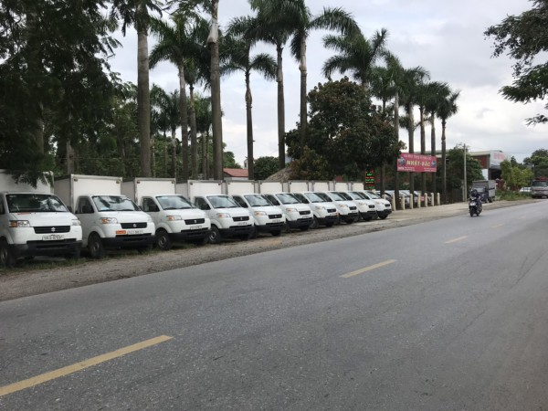 Suzuki Carry Bán suzuki đầu to đời 2016,nhập khẩu