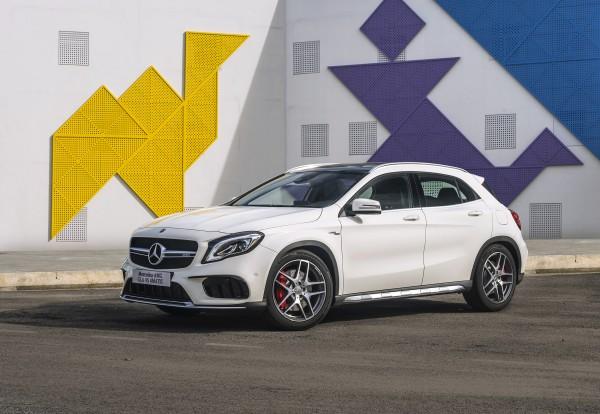 Mercedes-Benz AMG GLA 45 XE ĐẸP-GIÁ TỐT- 2018