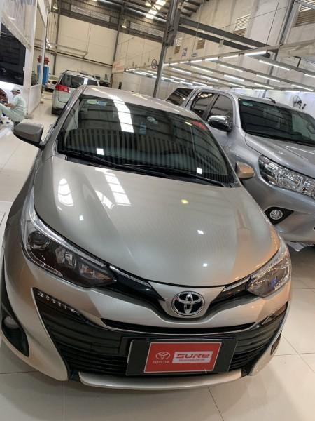 Toyota Vios XE ĐÃ QUA SỬ DỤNG CHÍNH HÃNG  TOYOTA