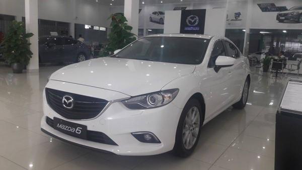 Mazda 6 chính hãng, ưu đãi lên đến 70 triệu