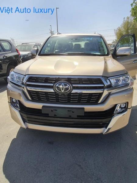 Toyota Land Cruiser Bán Landcruiser VX-S Trung Đông 2021